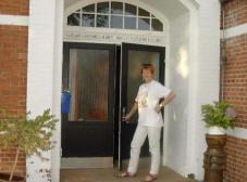 En dags sommerkursus på Den Gamle Skole i Maglebrænde hos Abelone Glahn